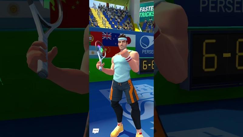 Tennis Clash: Fun Sports Games Android-IOS- Review-Gameplay-KQL Walkthrough-Part 10