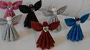 Ангел из фоамирана на Новогоднею Елку. DIY Christmas Angel
