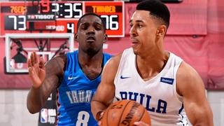 OKC Thunder vs Philadelphia Sixers Full Game Highlights | July 8 | 2019 NBA Summer League