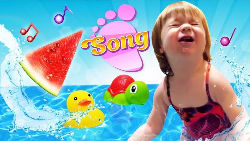 Веселая песенка на английском языке Yes Mama с Бьянкой
