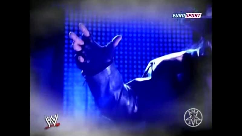 The Undertaker Euro Sport Promo