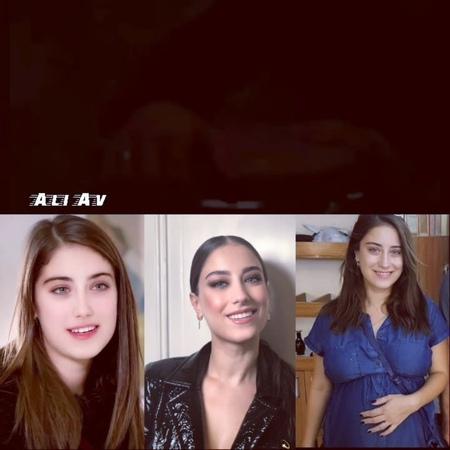 "Alicia Av Ali Av on Instagram @hazalkaya happybirthdayhazalkaya29 🎂❤️ cağatayulusoy 🥰 hazcag hazalkaya Theprotector ❤️ hazcagforever femir emirsarrafoğlu…"""