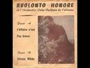 Honoré Avolonto Orchestre Poly-Rythmo de Cotonou - Sètché Wêda (Benin, 1972)