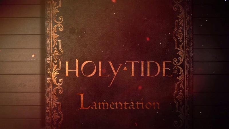 HOLY TIDE - Lamentation (feat. TILO WOLFF) (OFFICIAL VIDEO)