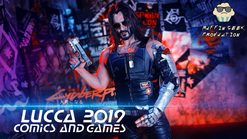 Lucca Comics 2019 - Cosplay Showcase