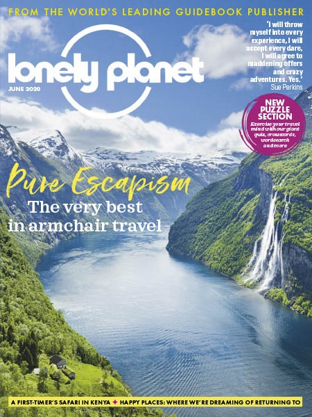 Lonely Planet Traveller UK 06.2020