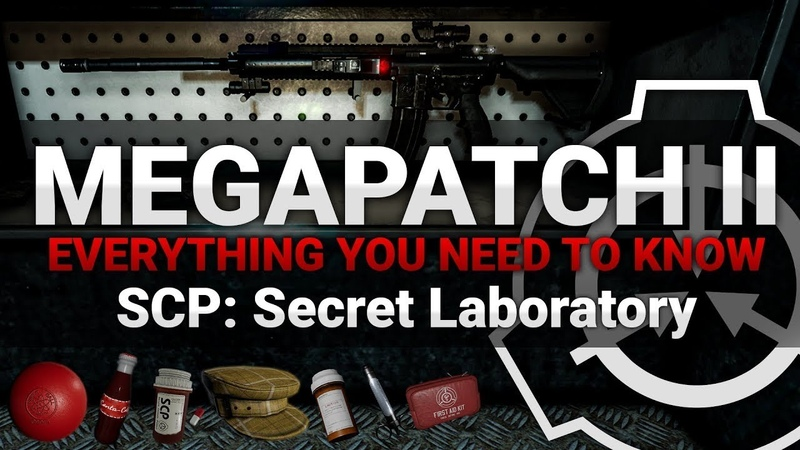 🔴SCP: Secret Laboratory ►ОБНОВЛЕНИЕ ►Megapatch 2🔴Стримчанский 04.12 в 18:30