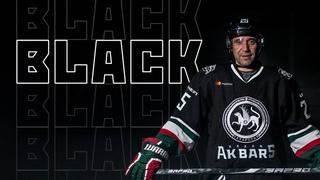 Альтернативная форма Ак Барса на сезон 19/20   Black is the new green