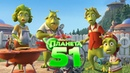 Планета 51 / Planet 51 (2009) / Мультфильм, Фантастика