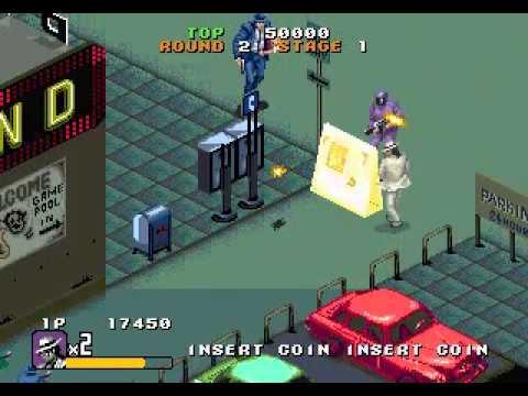 Game of the day 789 Michael Jacksons MoonWalker (マイケル・ジャクソンズ・ムーンウォーカー) 1990 Sega