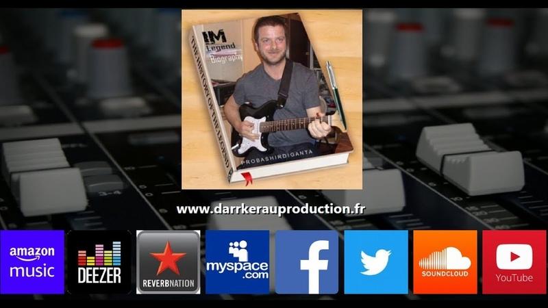 Musique du moment : Le monde de demain (Version Instrumentale) Clip Officiel - Christophe Darras