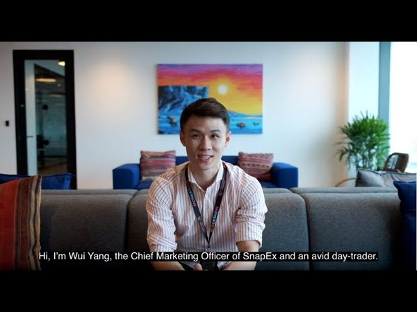 SnapEx CMO Ee Wui Yang Speaks Up An Open Letter to SnapEx Users