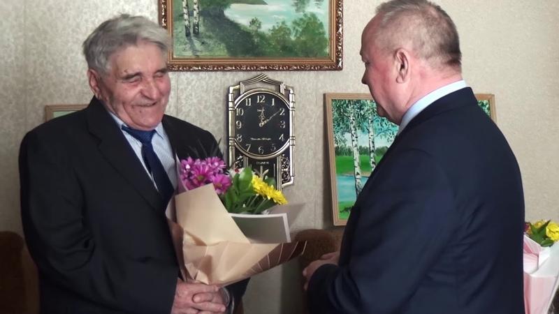 Юбилей Почетного гражданина Бузулукского района Виктора Ивановича Старших