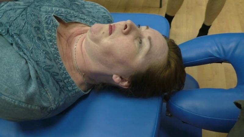 Лечение диафрагмальной цепи