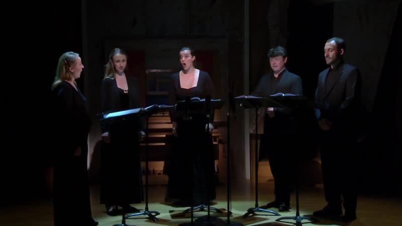 Claudio Monteverdi Il Terzo libro de madrigali a cinque voci Book 3 Les Arts Florissants Paul Agnew