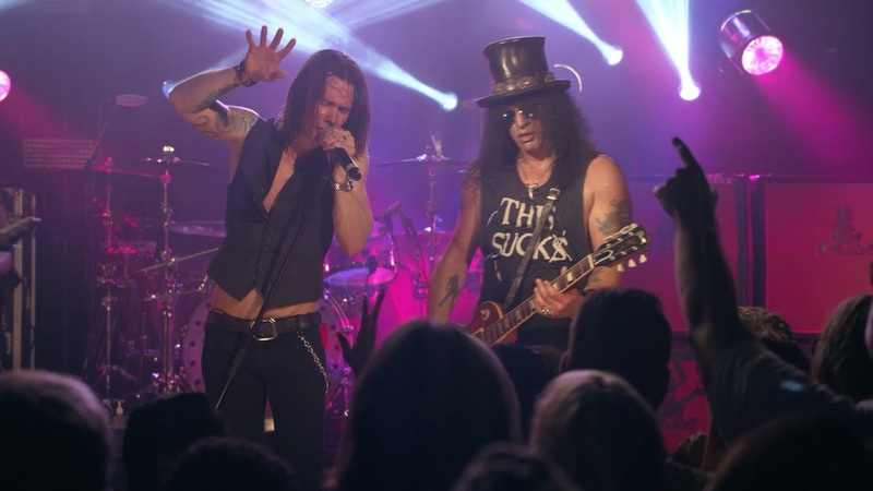 Slash ft. Myles Kennedy The Conspirators - Back From Cali (Live At The Roxy)
