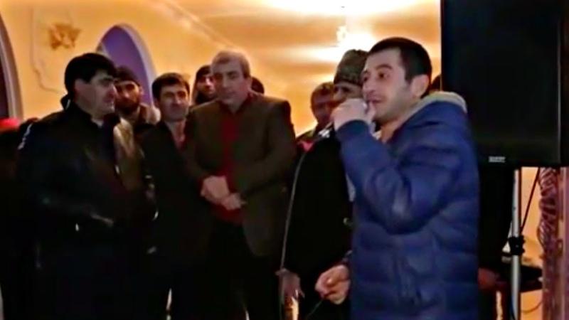 Вахид Аюбов - ЗА ЧЕЧЕНСКУЮ БРАТВУ ШАНСОН