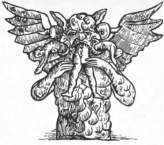 Рогатый демон русской литературы, изображение №6