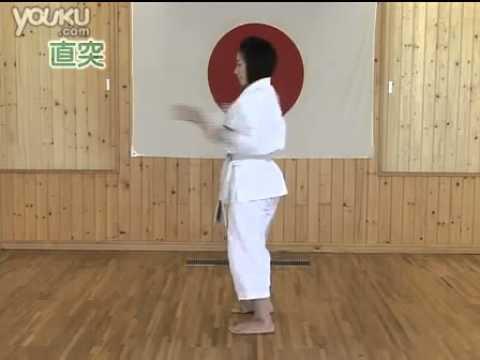 Choku Zuki JKA