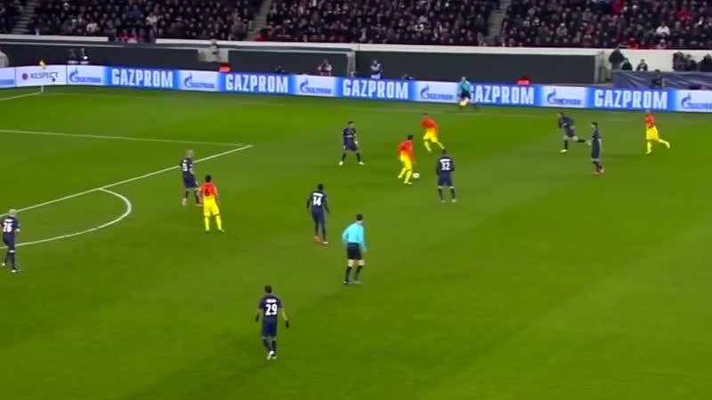 Barcelona 2-2 PSG 2013