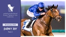 BARNEY ROY Godolphin overpowers defending champion and fellow G1 winner DREAM CASTLE