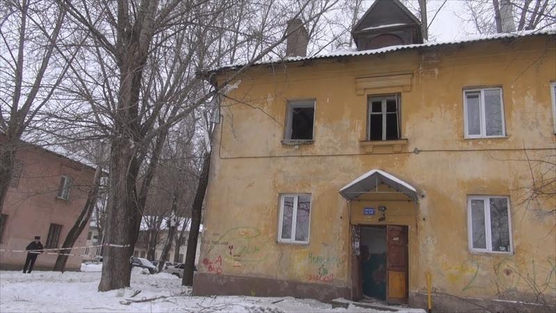 UTV В жилом доме на окраине Уфы произошёл взрыв На жильцов рухнул потолок