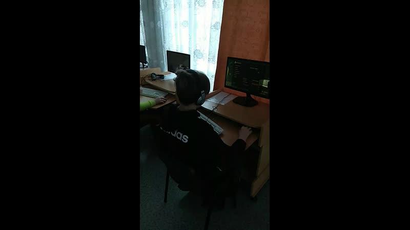 Киберспорт КС игра на вылет Добрянка против Полазны