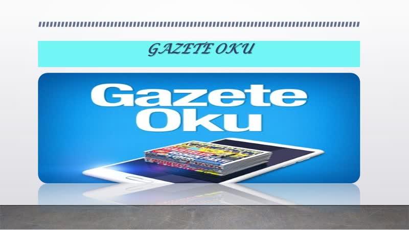 002. YAPTIK BİR BOŞBOĞAZLIK CEREMESİNİ ÇEKECEĞİZ DE VE SUS! (Ahmet Hakan - Gazeteoku - Sesli Makale)