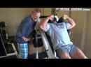 Tom Platz and The Hoff Legendary leg day bodybuilding