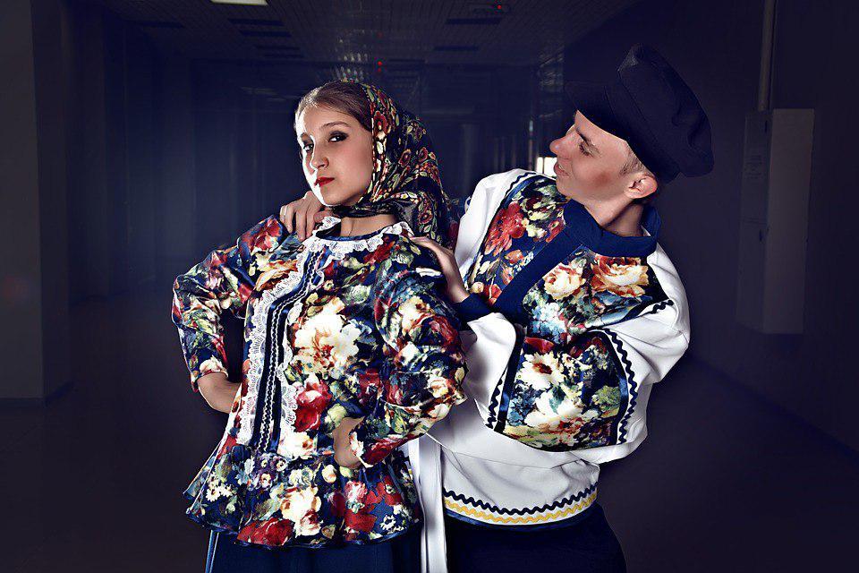 О наборе детей в ансамбль народного танца объявили в школе искусств на Волгоградке