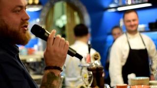 Гала-ужин в ресторане «Pinot Grigio»