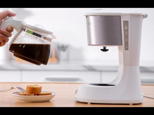XIAOMI YOULG кофеварка эспрессо противокапельная изоляция\ espresso machine 652 ml, anti-drip insula