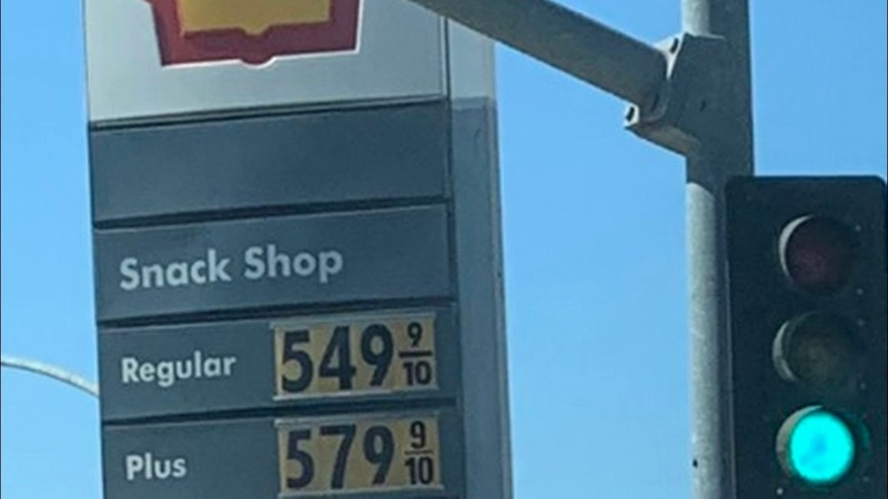 California Dual Shock LA Gas Prices Spike Above $5, Solar Panels Dont Work In Blackouts