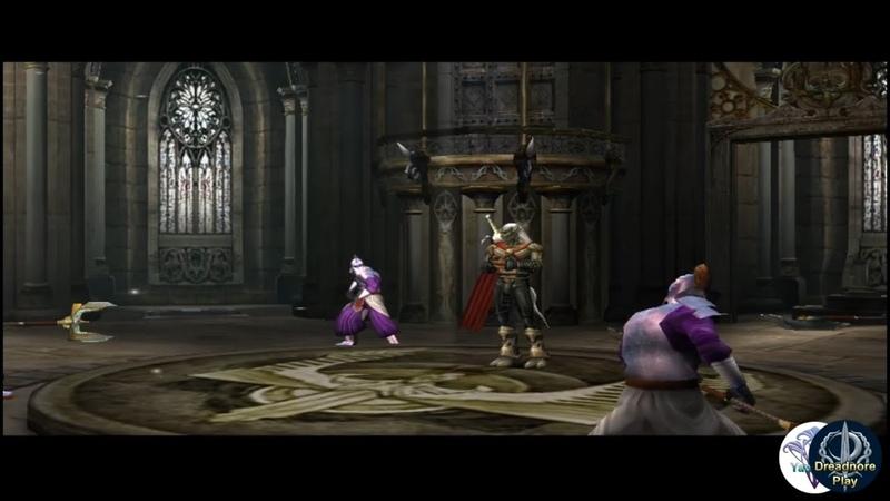 Legacy of Kain Defiance Каин в Крепости Сарафан Каин Крепость Сарафан глава 1