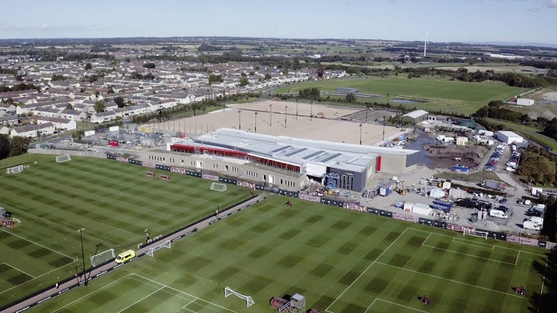 Liverpools new training base | EXCLUSIVE FOOTAGE and The story so far...