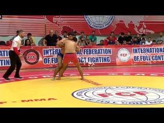 LIVE BROADCAST_10th World Championship FCF-MMA 2019