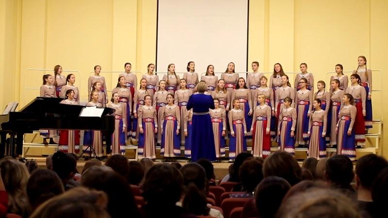 Концертный хор Теллерво. Коллектив Центра образования и творчества «Петровский Дворец»