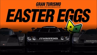20 of the best Gran Turismo Easter Eggs ft. Oddheader