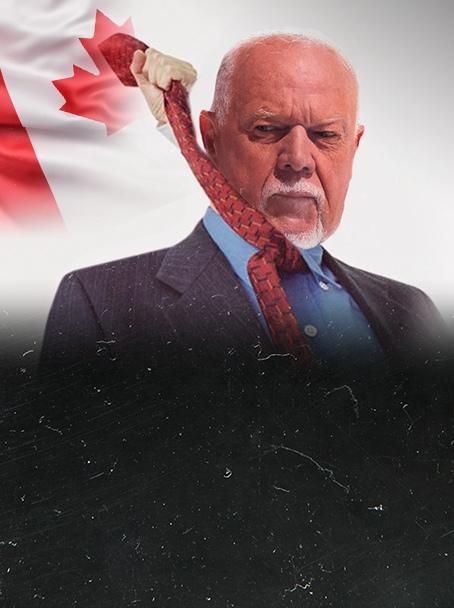 В Канаде уволили хоккейную легенду. Не только в России есть проблемы со свободой слова
