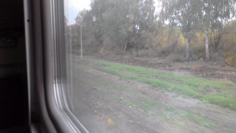 Плач детей в поезде