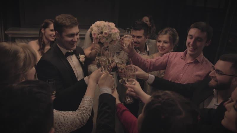 Игорь и Эля   свадебный клип
