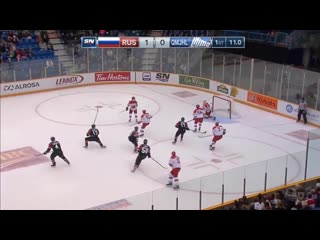 CIBC Canada Russia Series 2019 | Team Russia vs Team QMJHL  4:3 |