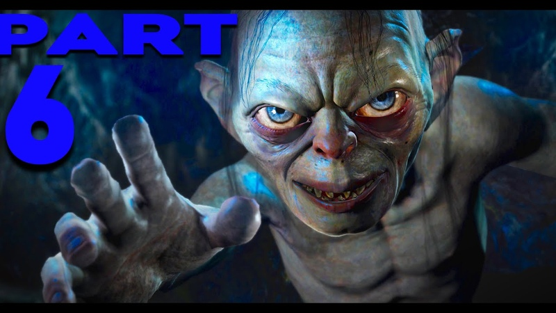 MIDDLE EARTH SHADOW OF WAR HOW IT ALL BEGAN PART 6-GOLLUM-DON'T TRUST HIM-NO COMMENTARY(ME SOW)