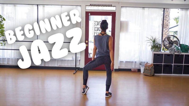 Jazz Dance For Beginners I Auti Kamal @MissAuti