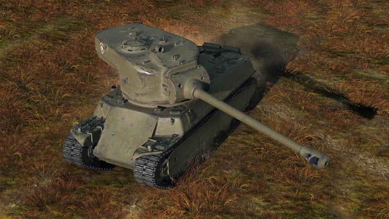 Мастер M6A2E1 EXP Wot Blitz