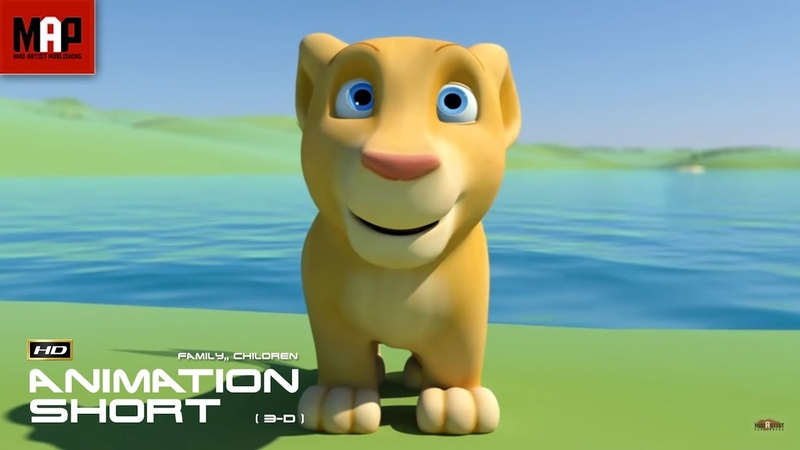 CGI 3D Animated Short Film BIBI Funny Educational Cartoon for Kids by Joel Stutz