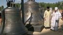 В Главном храме Вооруженных сил России началась установка колоколов