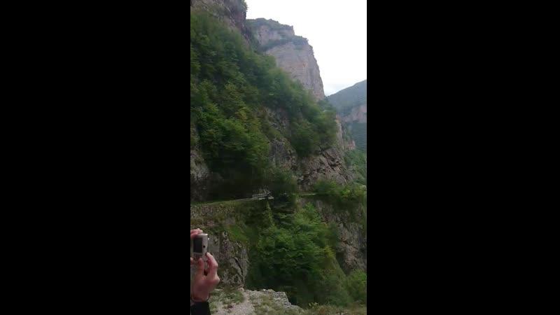 черекское ущелье