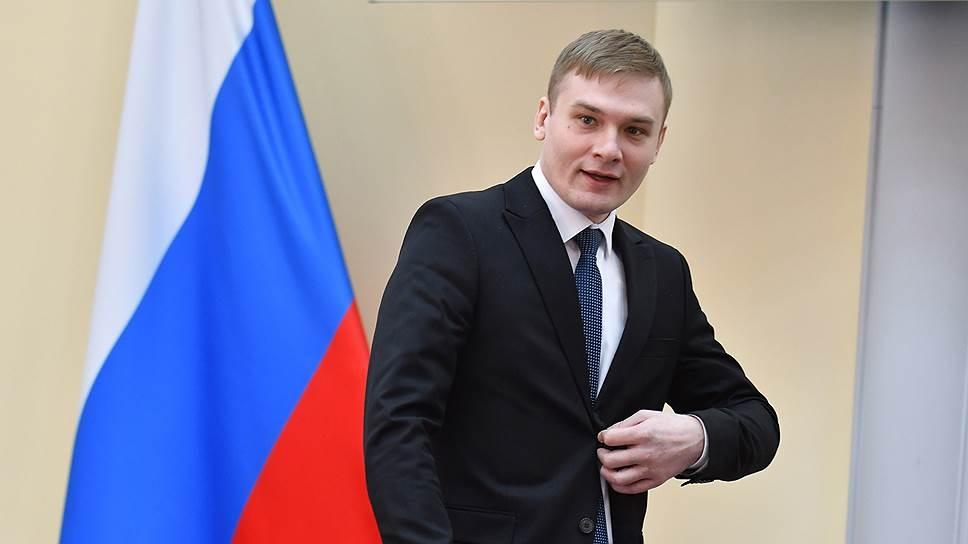 Валентин Коновалов за год увеличил свои доходы в 4,5 раза
