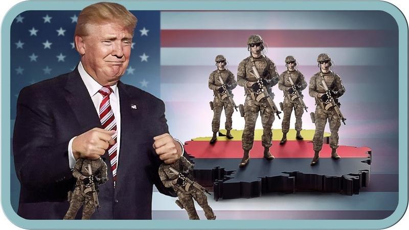 Warum es so viele US Soldaten in Deutschland gibt
